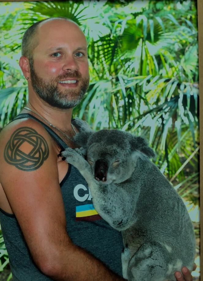 Me & my koala