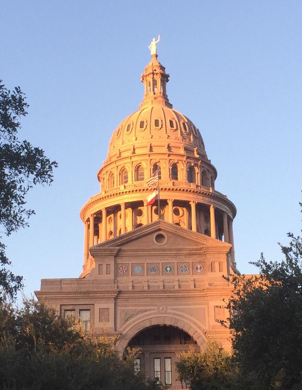 Week 18 –Texas
