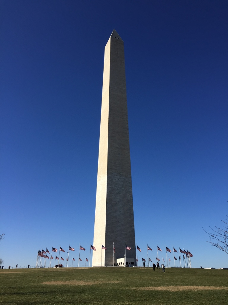 The Washington Memorial