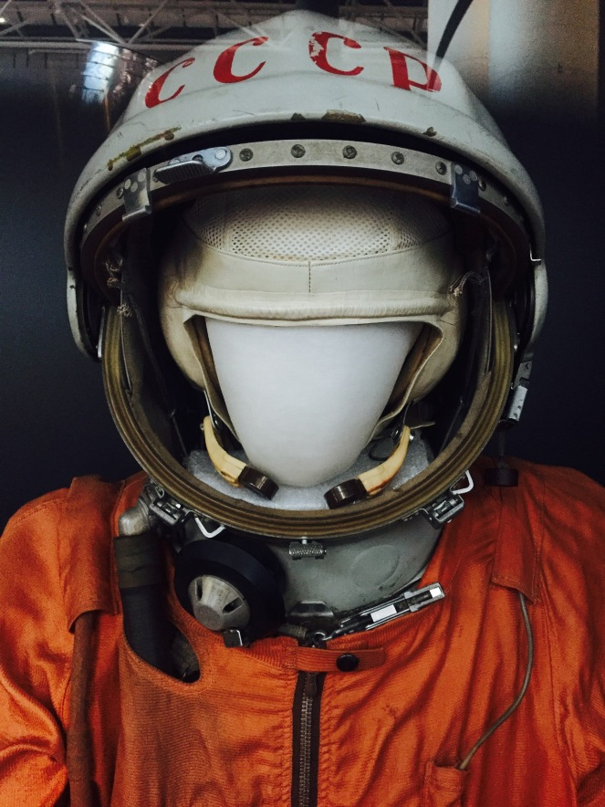 Space suit of Yuri Gagarin
