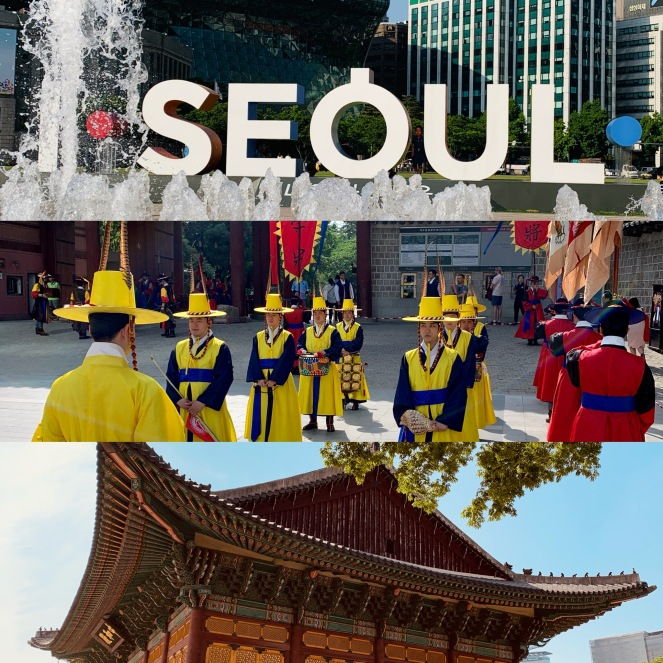 Images of Seoul