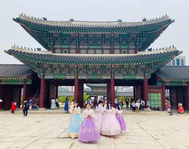 Deoksugung Palace, Seoul