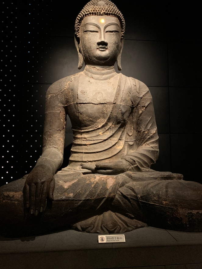 10thC buddha, Korea