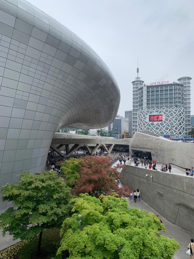 Dongdaemum Design Plaza