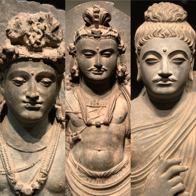 Second century Indian buddhas