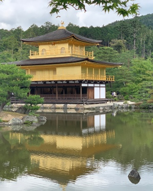Kinkakuji shrine