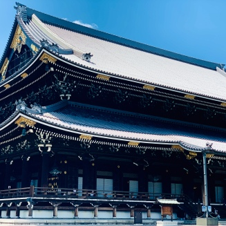 Higashi-Honganji Temple