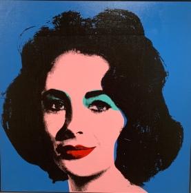 'Liz', 1962, Andy Warhol