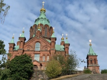 Russian orthodox cathedral, Helsinki