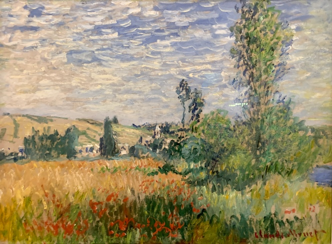 Vetheuil by Claude Monet, 1880