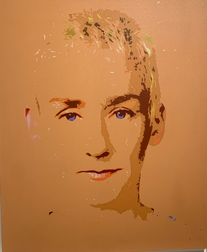 Muriel Gray by Iain Clark 2005